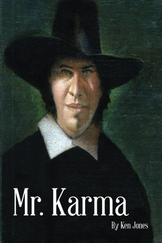 Book Cover - Mr. Karma byKenJones