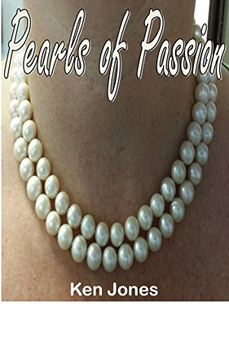 Book Cover Pearls of Passion by KenJones