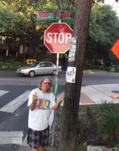 Ken at Robert Lee Street