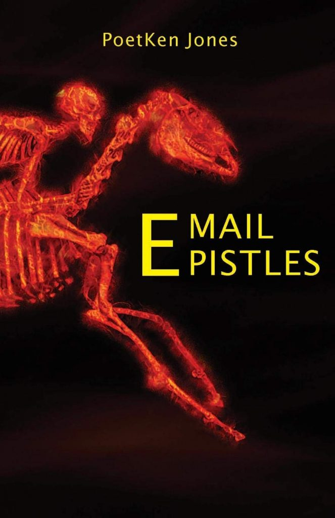 Email Epistles Front Cover